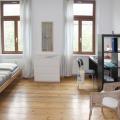 BWS, vācu valodas skolas studentu apartamenti
