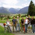 BWS, studenti ekskursijā