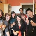 BWS,studenti un viņu viesģimene