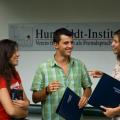 Humboldt Institut Mērsburgā/ Humboldt Institut Мерсбург