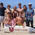 10 занятий по серфингу в неделю, курсы английского языка и куча позитивных эмоций в Лос Анджелосе!