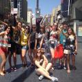После уроков - экскурсия в Лас Вегас!