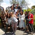 В лагере режиссуры школьники посетят такие знаменитые киностудии как Warner Bros., Sony, Paramaunt, Universal Studios