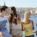 Angļu valodas nometne Maltā / Лагерь английского языка на Мальте