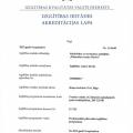 Franču valodas akreditācijas lapa