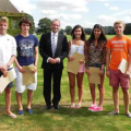 Felsted School - A level programmas studenti