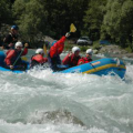 Institut Montana - raftings