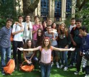 Gloucestershire College: mācības vidusskolā Anglijā / учеба в средней школе Англии